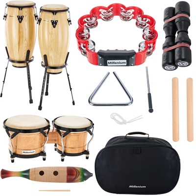 1stClassRock Percussion Starter Set
