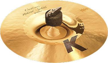 "Zildjian 09"" K-Custom Hybrid Splash"