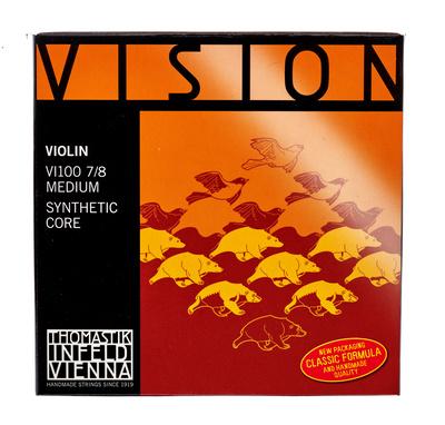 Thomastik Vision VI100 1/8 medium