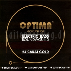 Optima 1999 Gold Strings