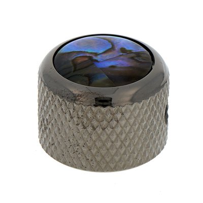Q-Parts Dome Potiknob Abalone BCR