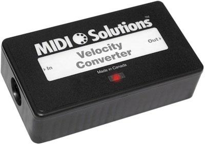 MIDI Solutions Velocity Converter