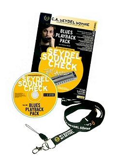 C.A. Seydel Söhne Blues Playback Pack
