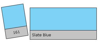 Lee Colour Filter 161 Slate Blue