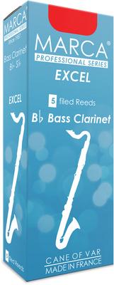 Marca Excel Bass Clarinet 4.5 (B)
