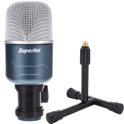 Superlux Pro 218A Bundle