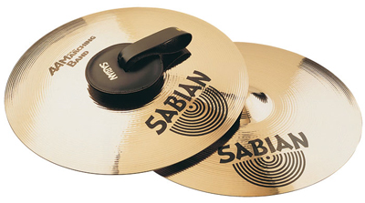 """Sabian 14"""" AA Marching Band Med. Br."""