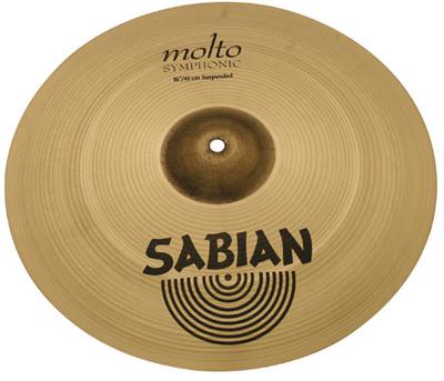 """Sabian 17"""" AA Molto Symp. Susp. Orch."""