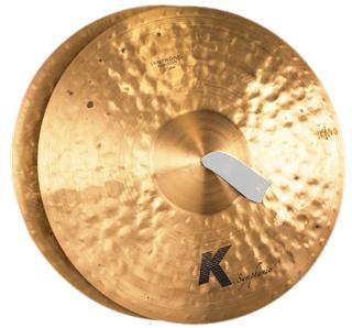 """Zildjian 17"""" K' Symphonic heavy"""