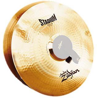 """Zildjian 16"""" A' Stadium MH"""