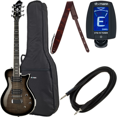Hagstrom Ultra Swede CBB Bundle