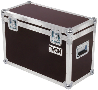 Thon Case 2x Stairville MH-X25 LED