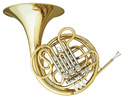 Hans Hoyer 6801-L Double Horn