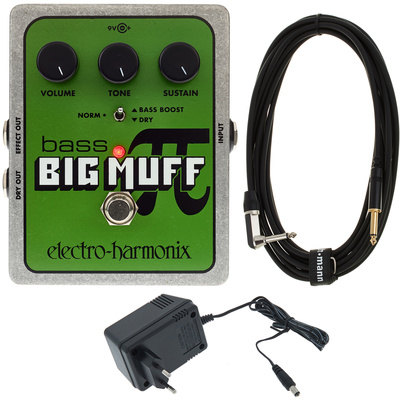 Electro Harmonix Bass Big Muff Bundle