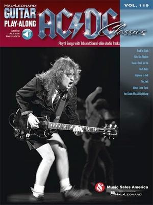 Hal Leonard Guitar Play-Along AC/DC Class