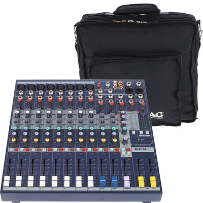 Soundcraft EFX 8 Bundle