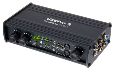 Sound Devices USBPre 2 B-Stock