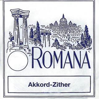 Romana Akkordzither Strings C1 Akkord