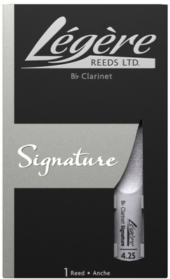 Legere Signature Bb-Clar French 4.25