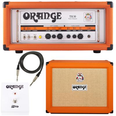 Orange Thunder 30H Bundle
