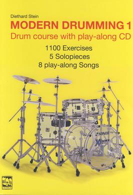 Leu Verlag D.Stein Modern Drumming 1 E