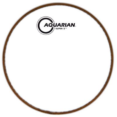 """Aquarian 08"""" Super 2 Clear"""