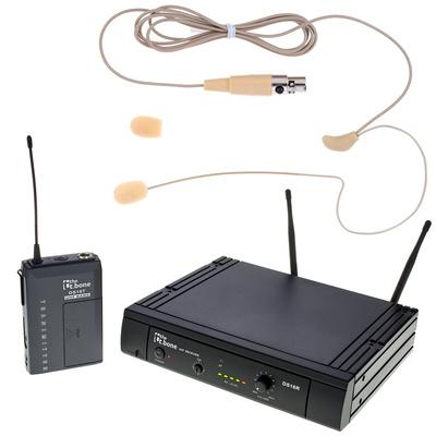 the t.bone Earmic Headset 600 MHz