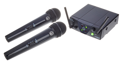 AKG WMS 40 Mini Dual Vocal B-Stock