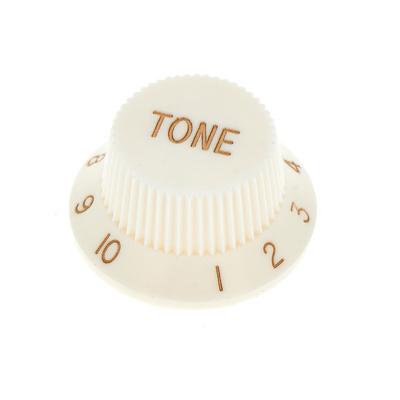 Harley Benton Parts Tone Poti Knob WH