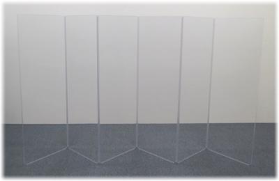 Clearsonic A2466x6 (A5-6) Drum Sh B-Stock