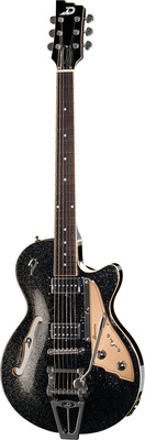 Duesenberg Starplayer TV Black Sparkle