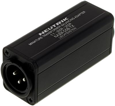 Neutrik NA2 MD-0B-TX B-Stock