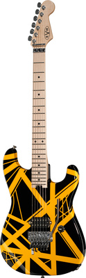 Evh Stripe Black