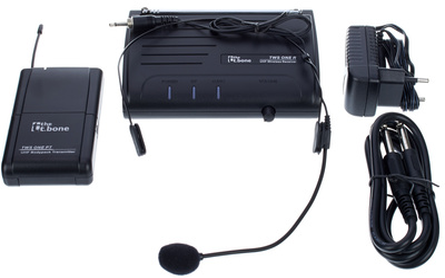 the t.bone TWS One B Headset