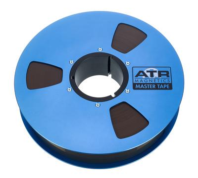 """ATR Magnetics Master Tape 2"""" NAB Reel"""