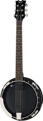Dean Guitars Backwoods 6 Electric Banjo 6-S