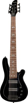 Harley Benton B-650 Black Progressive Series