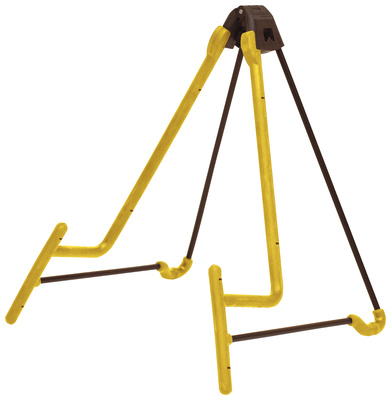 Rockstand RS 20820 E-Guitar Stand Yellow