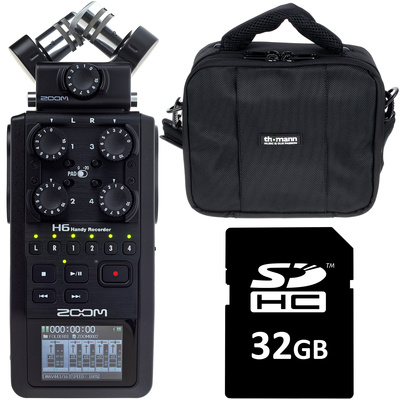 Zoom H6 Bundle