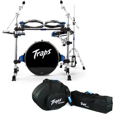Traps A-400 Acoustic Drumset Bundle