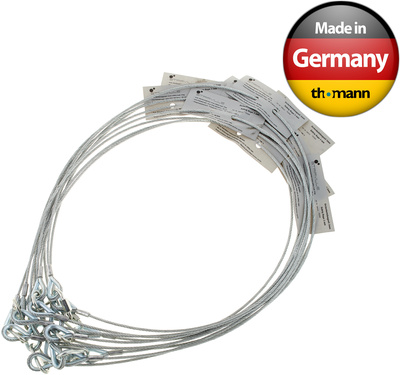 Stairville Safety Set 100cm/3mm 10pcs.