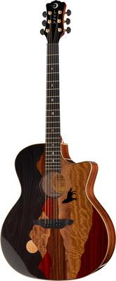 Luna Guitars Vista Wolf LTD