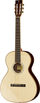 Cuntz Guitars Marie Parlour 12th fret