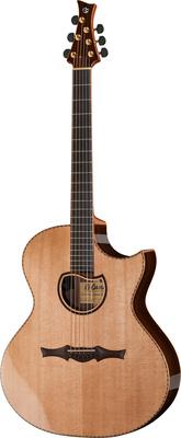 Cuntz Guitars CWG-23S Indian Rose Custom