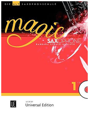 Universal Edition Magic Saxophone 1 A-Sax