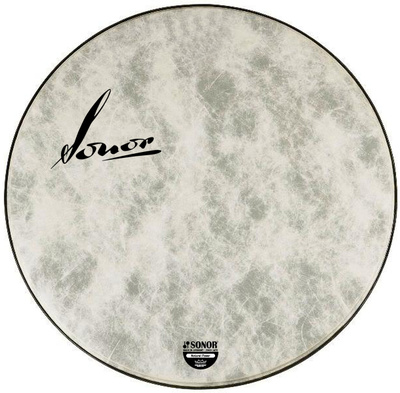 Sonor NP18B/L Bass Reso Head Natural