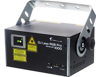 Stairville DJ Lase RGB Pro Advanc B-Stock