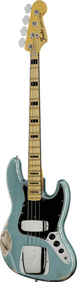 Fender 75 J-Bass Heavy Relic TGM