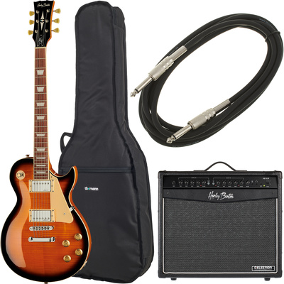 Harley Benton SC-450Plus VB Vintage S Bundle