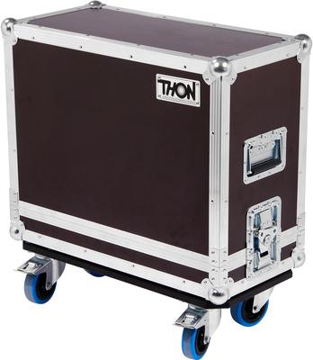 Thon Case Fender Blues/HR DLX Wheel